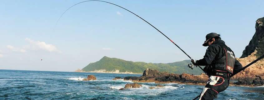 海钓钓组详细图解,让你学会海钓