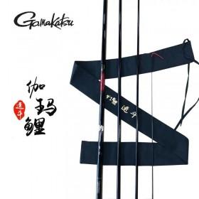 Gamakatsu/伽马卡兹伽马鲤.速斗5H/6H鱼竿竞技竿战斗竿